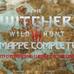 The Witcher 3: mappe complete con tesori, collezionabili, luoghi e molto altro ancora