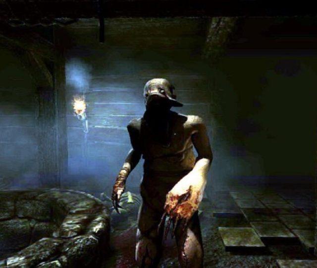 videogiochi horror in cui è meglio scappare