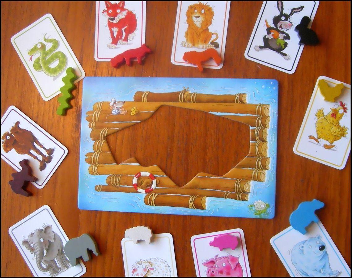 plancia zoowaboo di carlo rossi docente del corso di board game design