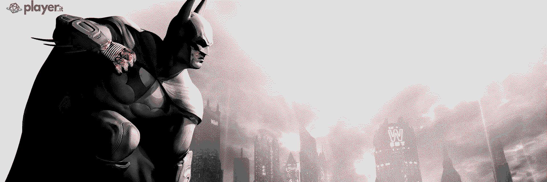 Batman: Arkham City scheda videogioco