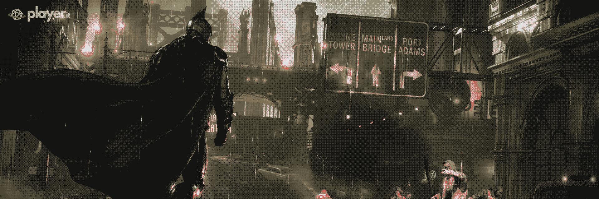 Batman: Arkham Knight scheda gioco