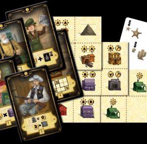 Carson City card game recensione