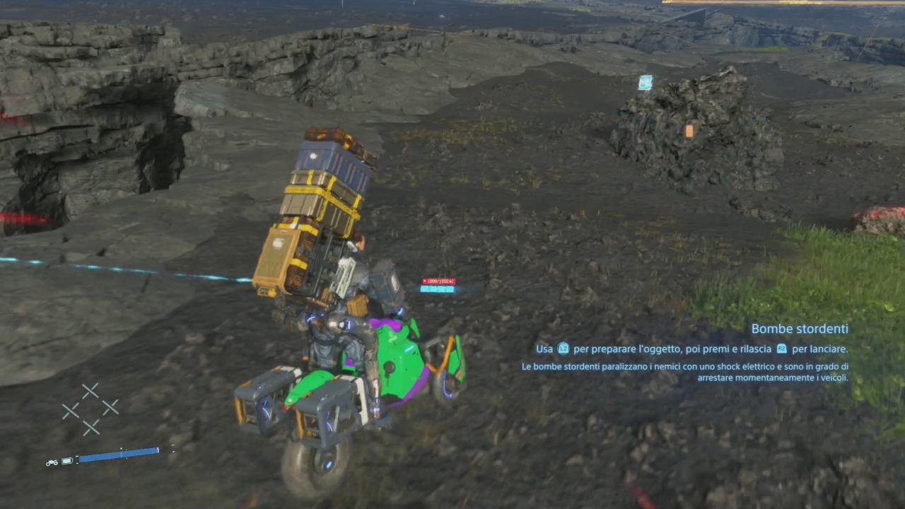 Death Stranding Moto Evangelion