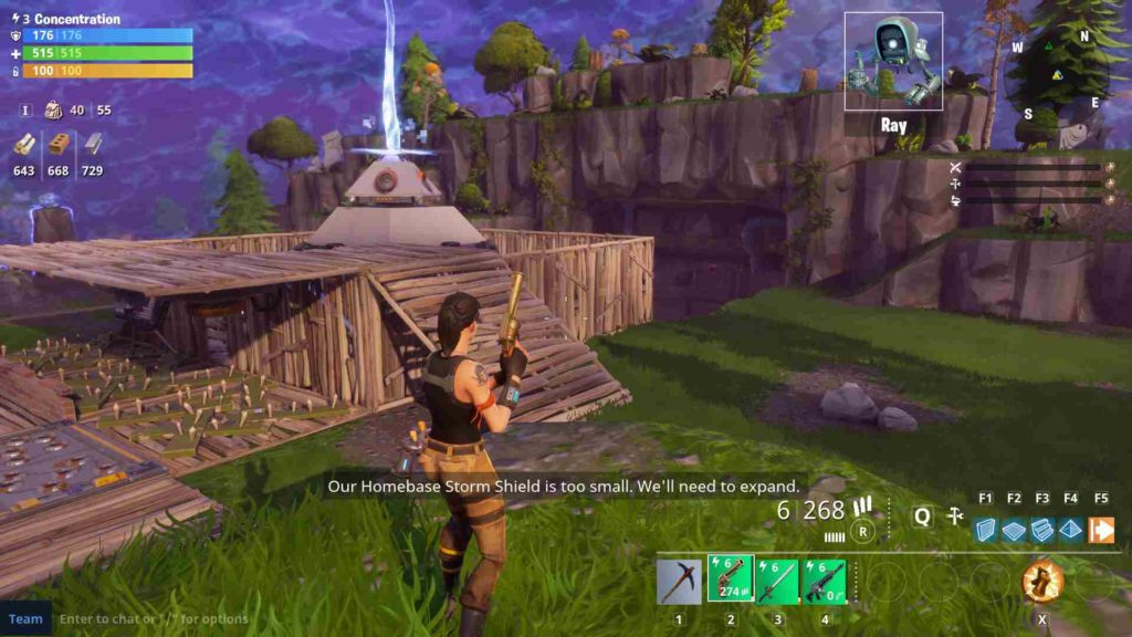 fortnite salva il mondo gameplay