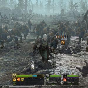 Kingdom Under Fire 2 - dettaglio attacco truppe