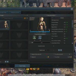 Kingdom Under Fire 2 - editor gestione truppe