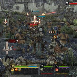 Kingdom Under Fire 2 - massa truppe attacco