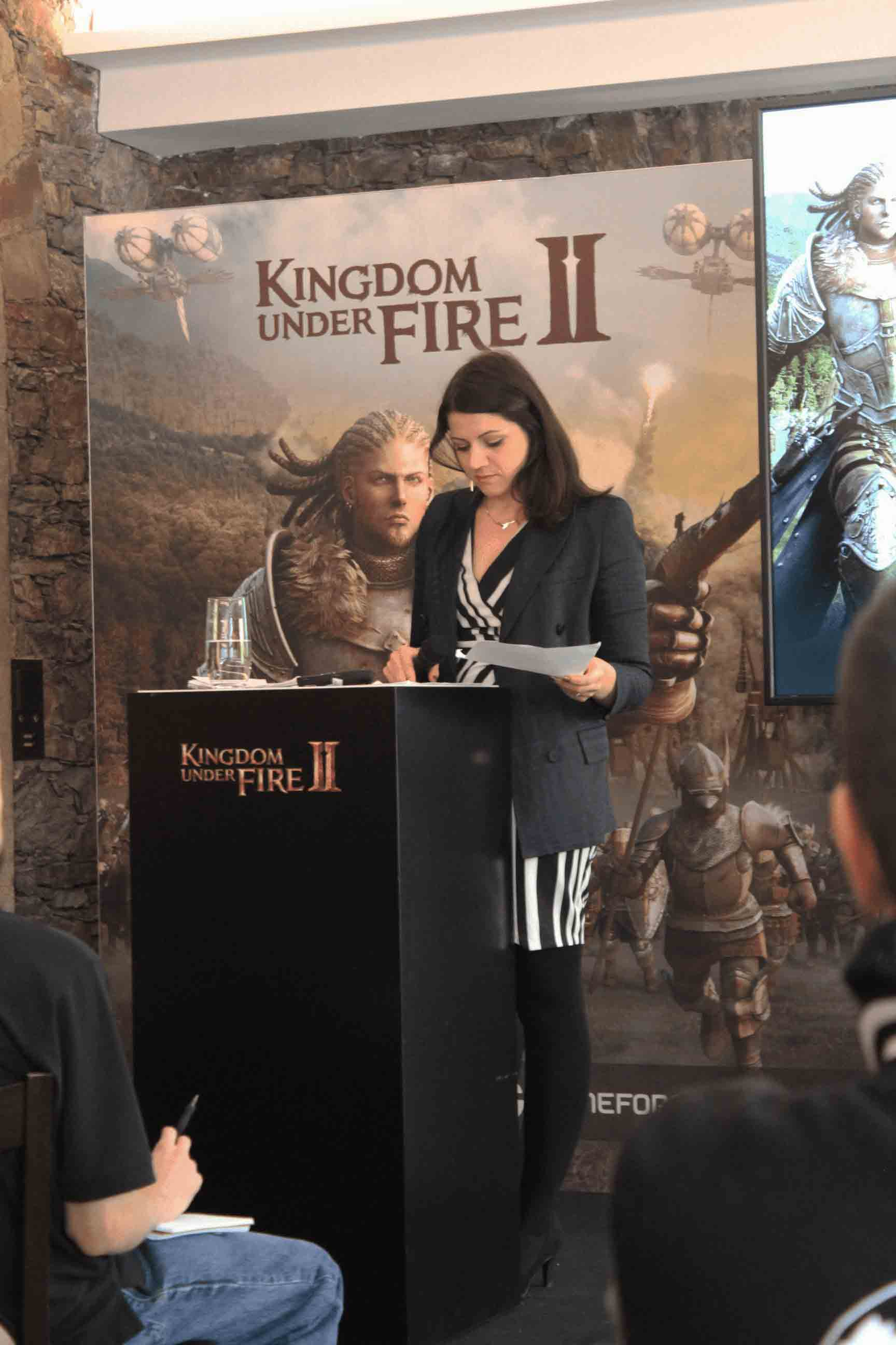 Kingdom Under Fire II - Noemi §Ferrel, Gameforge