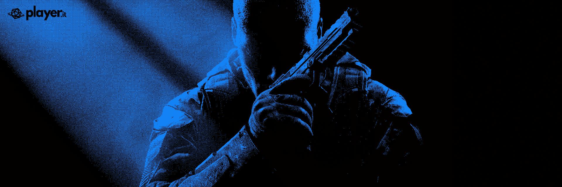 La copertina di Call of Duty: Black Ops II