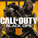 La copertina di Call of Duty: Black Ops IV