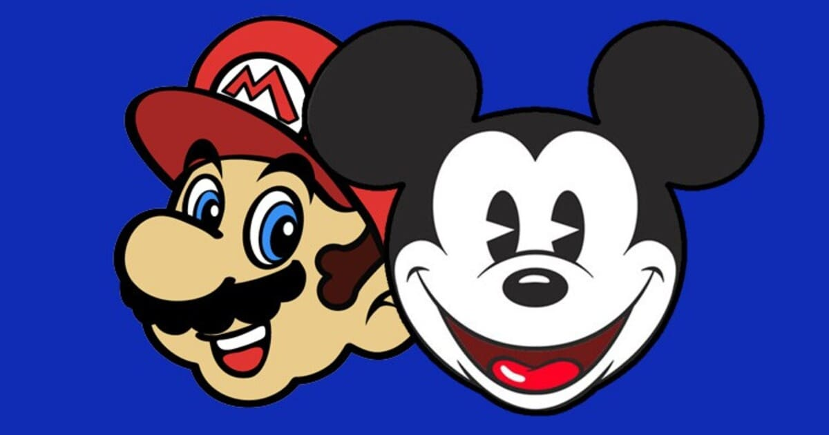 Nintendo, Walt Disney Company, Disney, Topolino, Super Mario, Shigeru Miyamoto