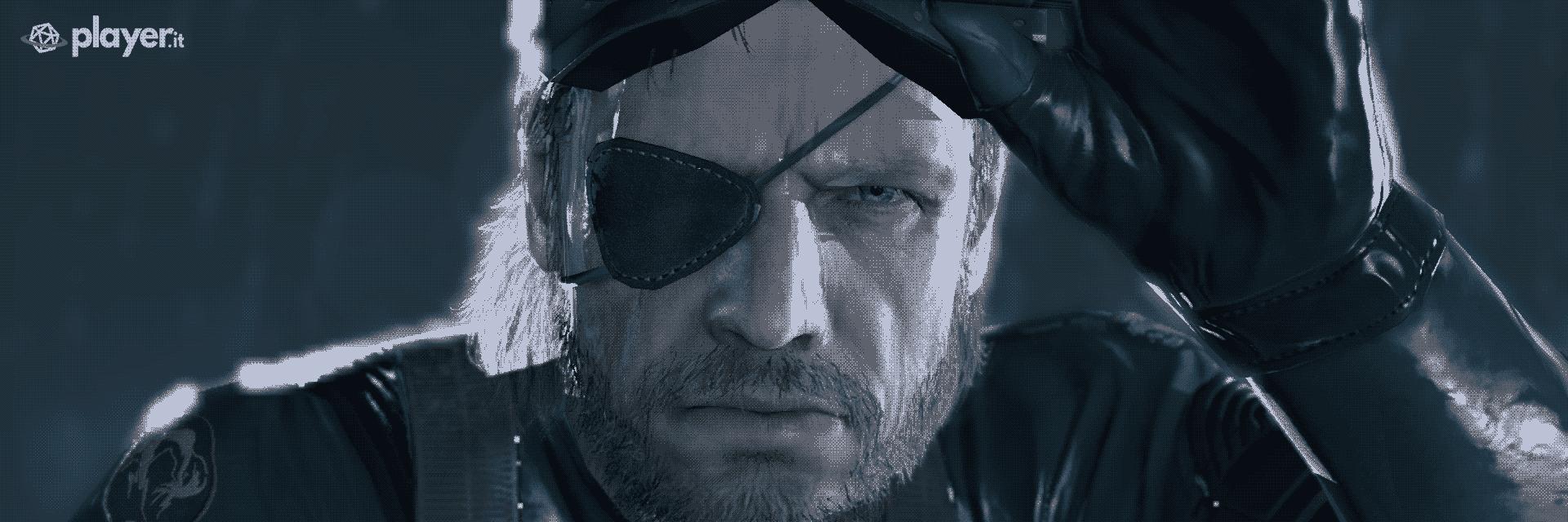 Metal Gear Solid V: Ground Zeroes scheda gioco