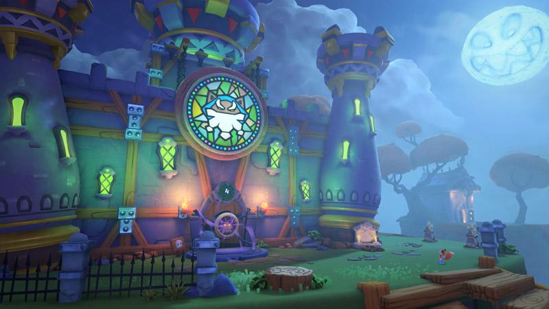New Super Lucky's Tale, Lucky, Giochi per bambini, GIochi indie, giochi indipendenti, giochi per switch, nintendo switch, store, videogiochi per bambini piccoli, platform, £d, giochi come Super Mario, Playful Studios
