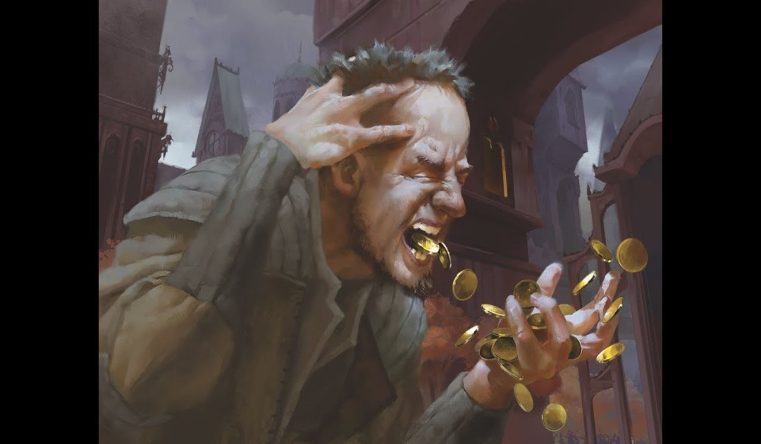 Artwork della carta Smothering Tithe di Magic: The Gathering