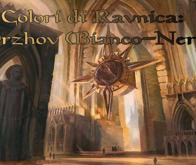 Anteprima della guida I Colori di Ravnica: Orzhov