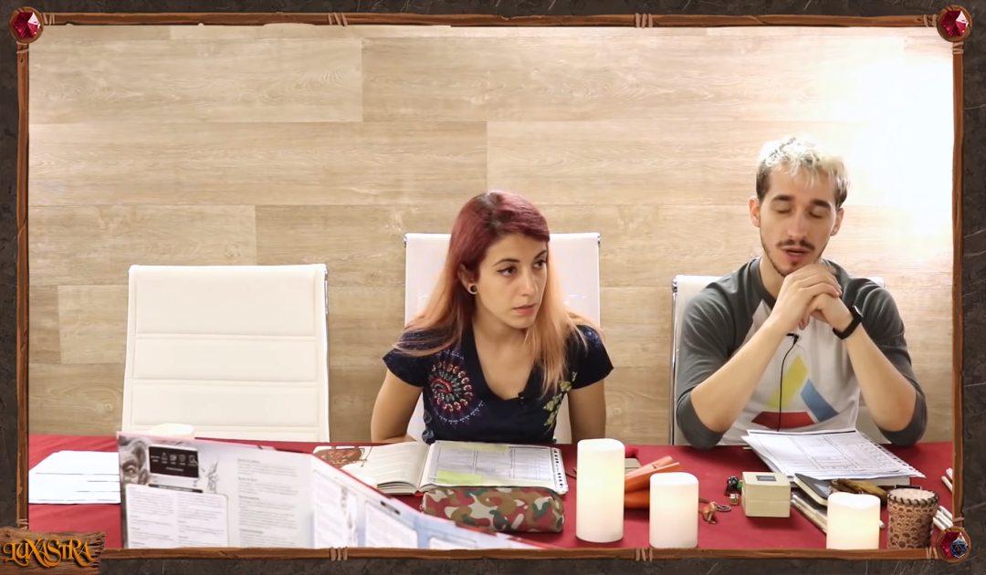 Screenshot dell'episodio 8 di Luxastra che fa notare l'assenza di Rendar