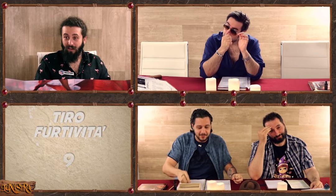 Screenshot che mostra l'elevato tiro a Furtività di Alastor nell'Episodio 9