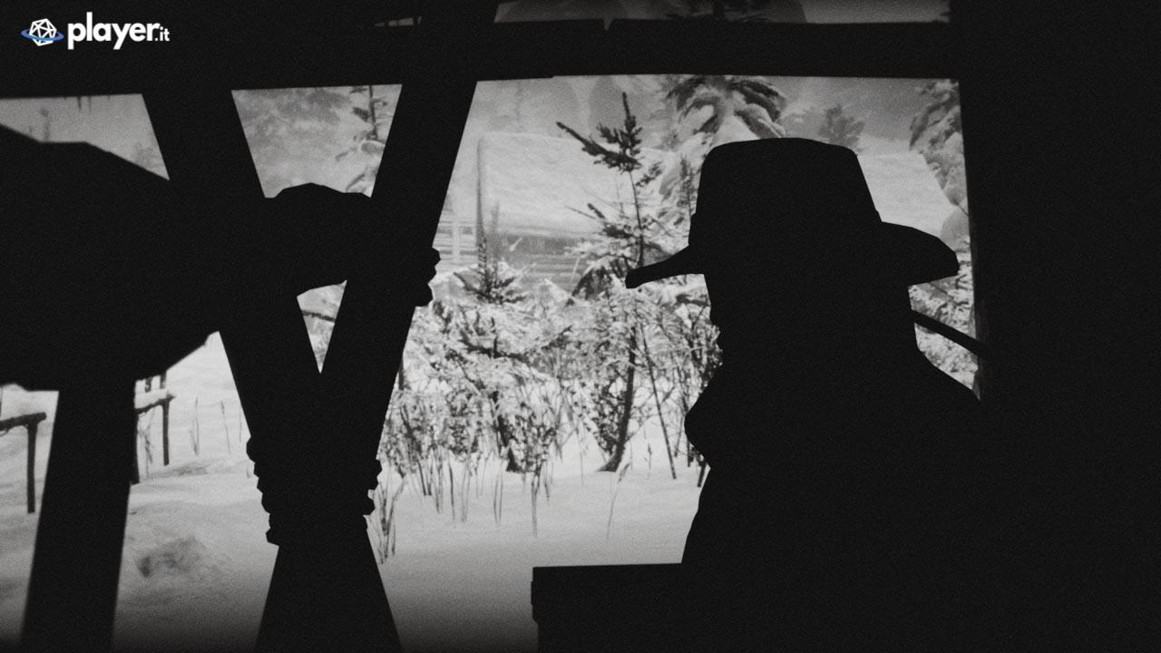 Chiaroscuro in Red Dead Redemption 2