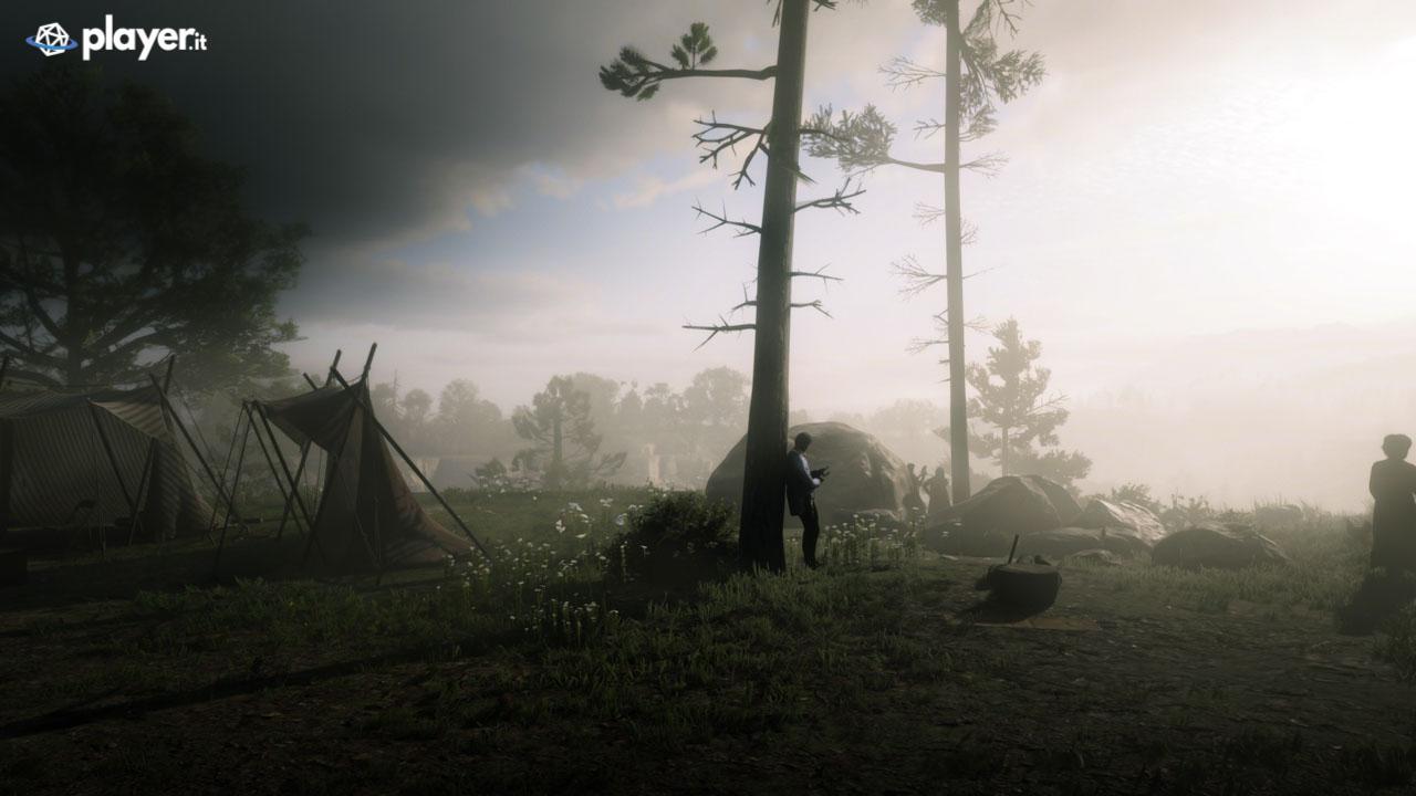 La solitudine del western in Red Dead Redemption 2