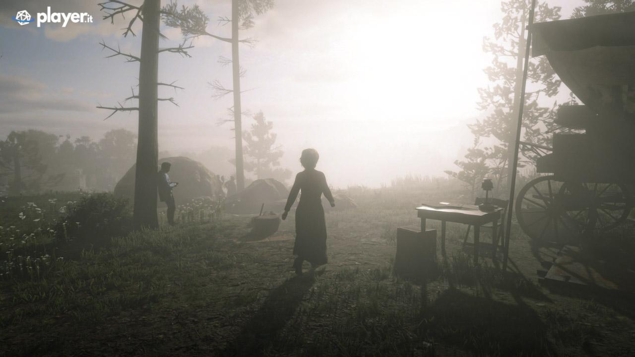 Softlight in Red Dead Redemption 2