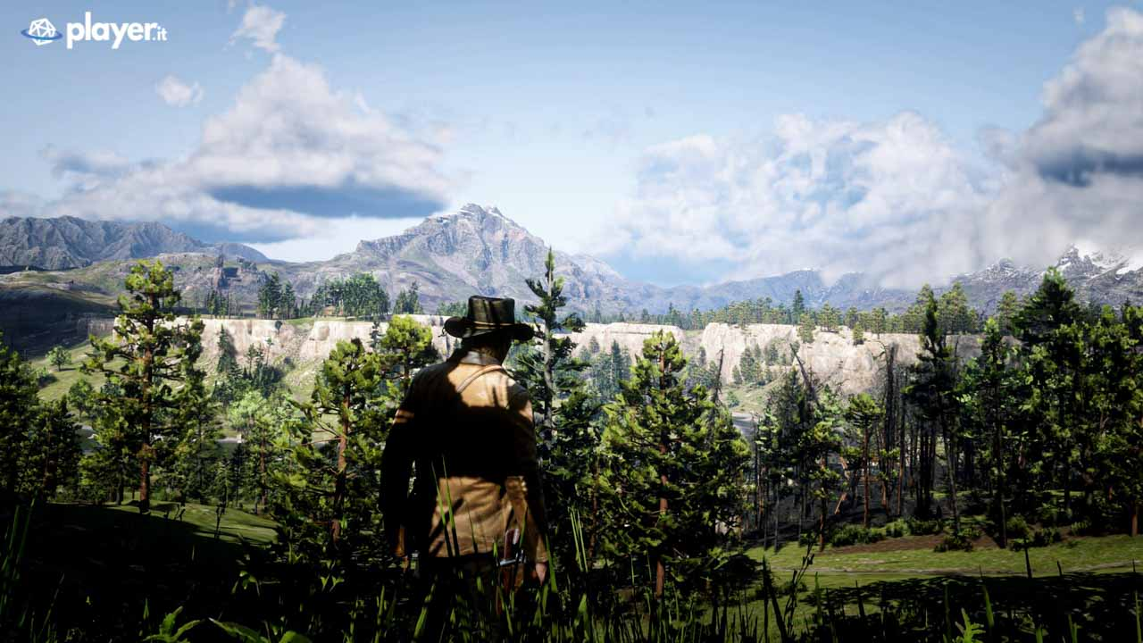 Artur Morghan in Red Dead Redemption 2