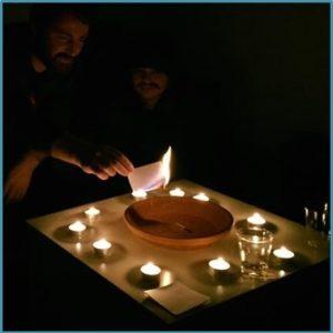tragic horror cthulhu rpg gdr lovecraft apocalittico candele dread jenga