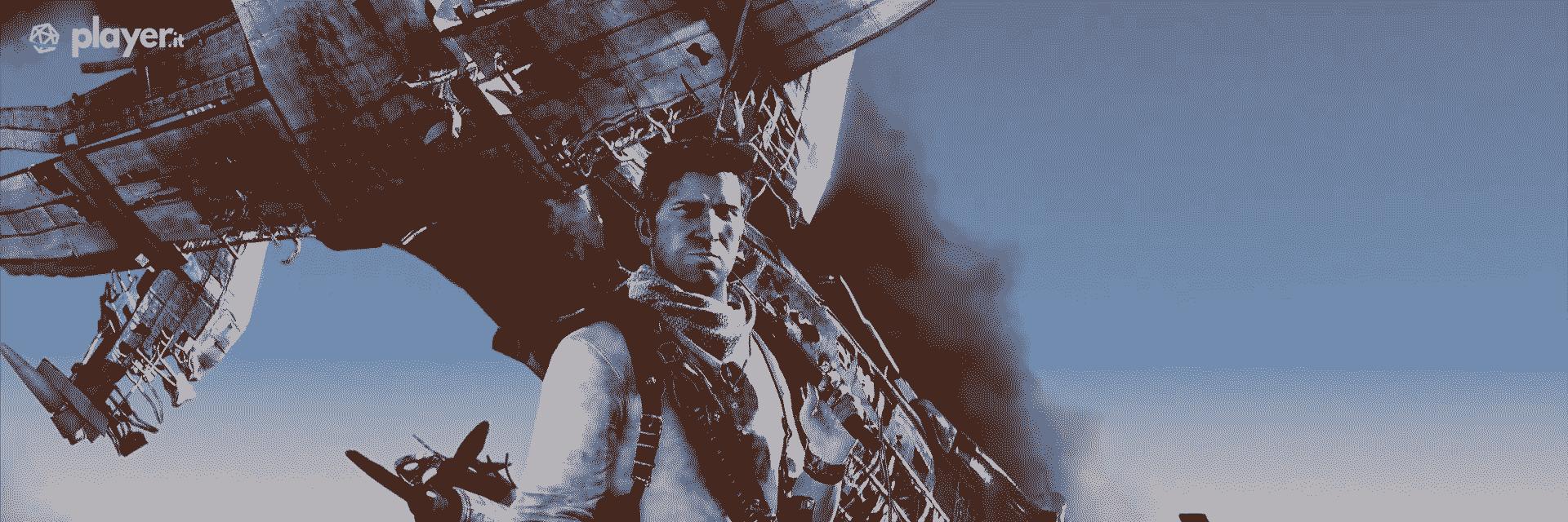 Uncharted 3: l'inganno di Drake scheda videogioco