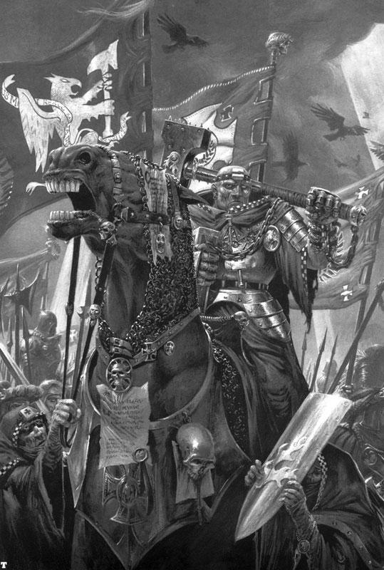Adrian Smith mostra, Mostra Lucca Comics & Games 2019, Warhammer 40k, Warhammer 40.000, illustrazione fantasy, illustratore, incontro con l'autore