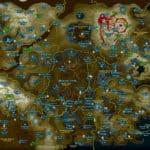 La mapa completa di tutti i santuari di Zelda Breath of the Wild, compresi quelli dei DLC