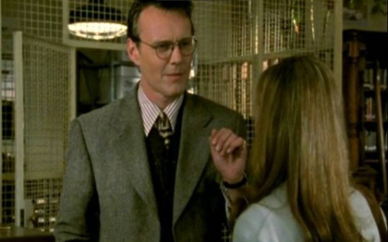 Anthony Head, Buffy l'Ammazzavampiri, Rupert Giles