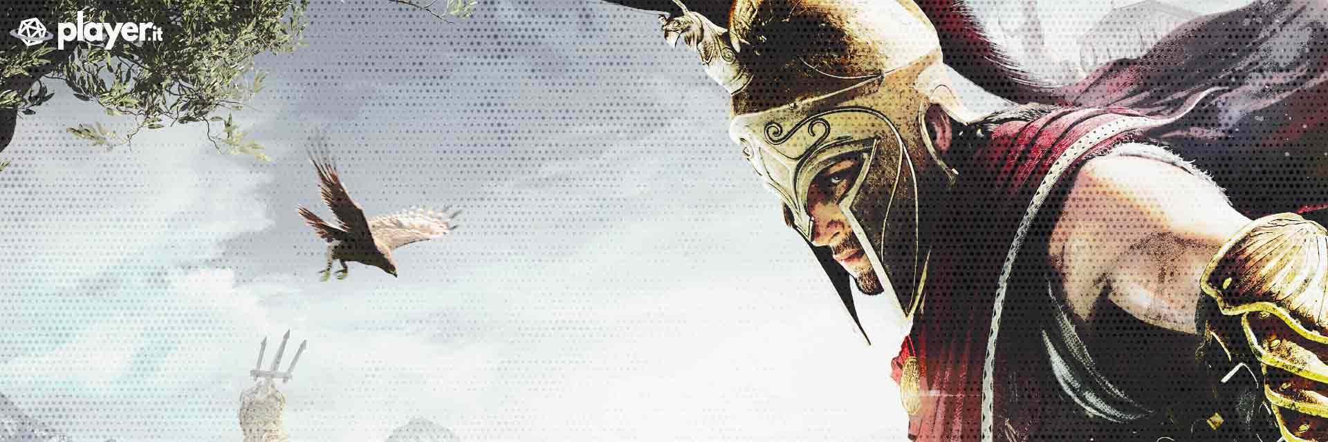 immagine in evidenza del gioco Assassin's Creed: Odyssey