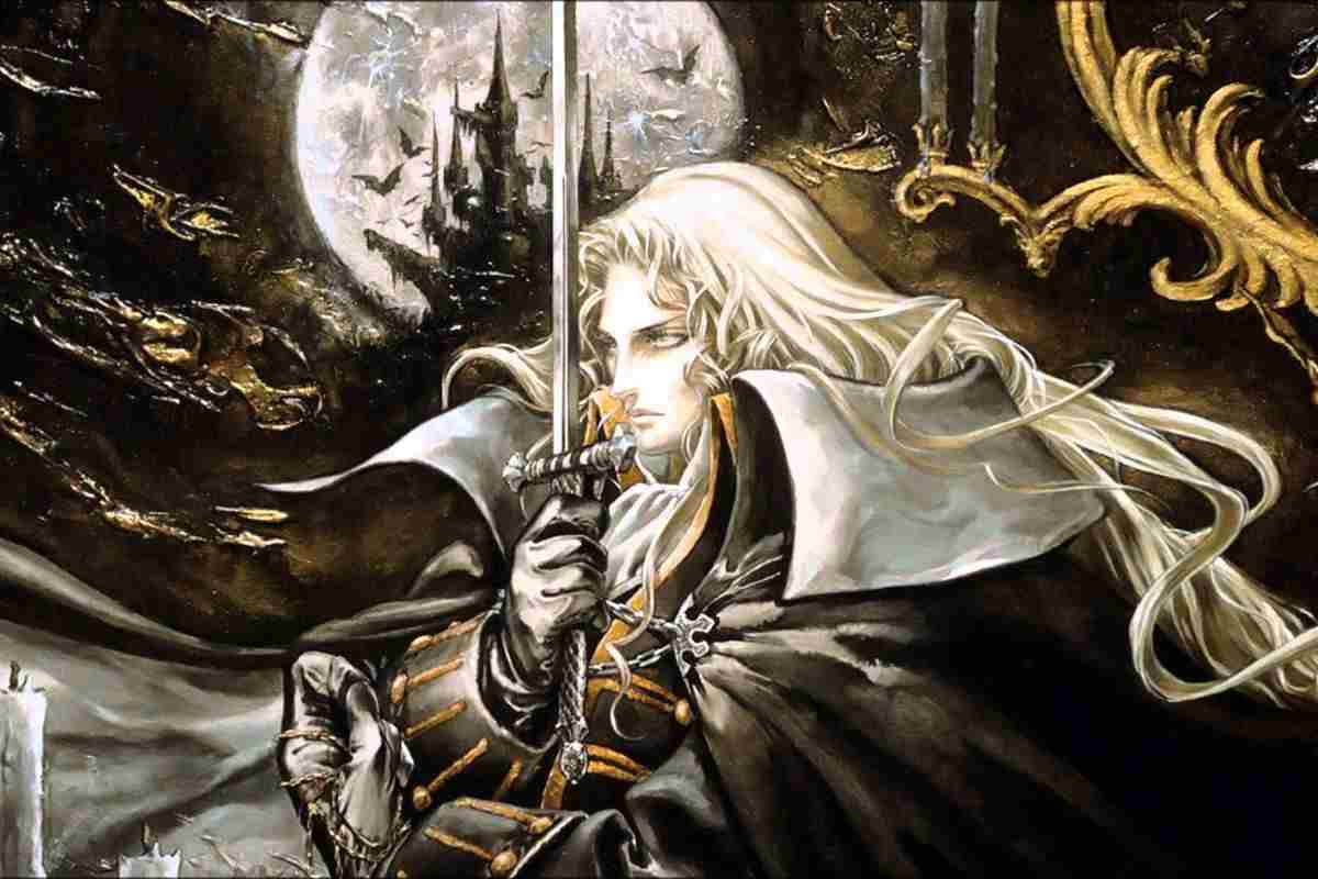 bluepoint è a lavoro sul remake di castlevania: symphony of the night?
