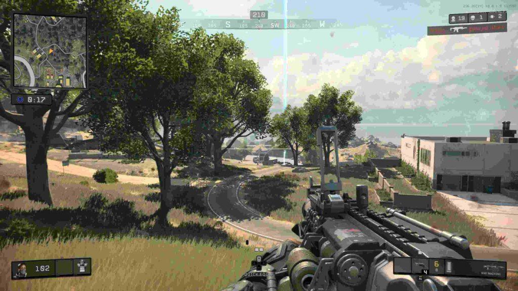 cod blackops 4 gameplay