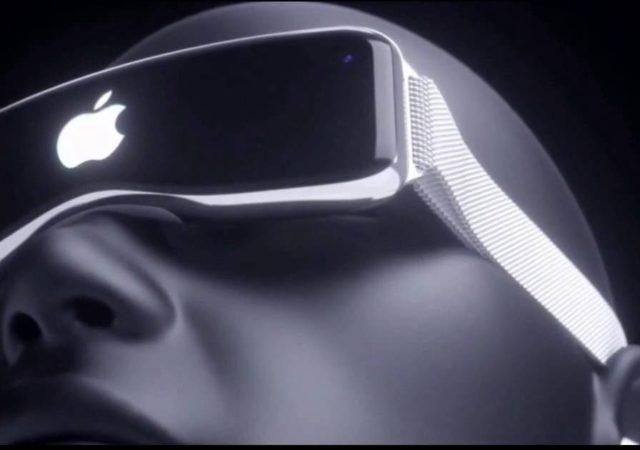 Copertina story su Apple VR