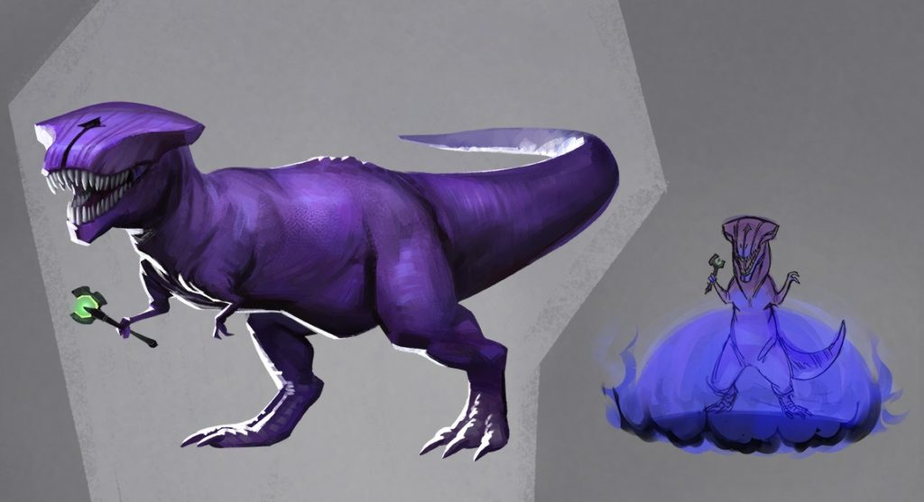 Dota 2 skins faceless rex