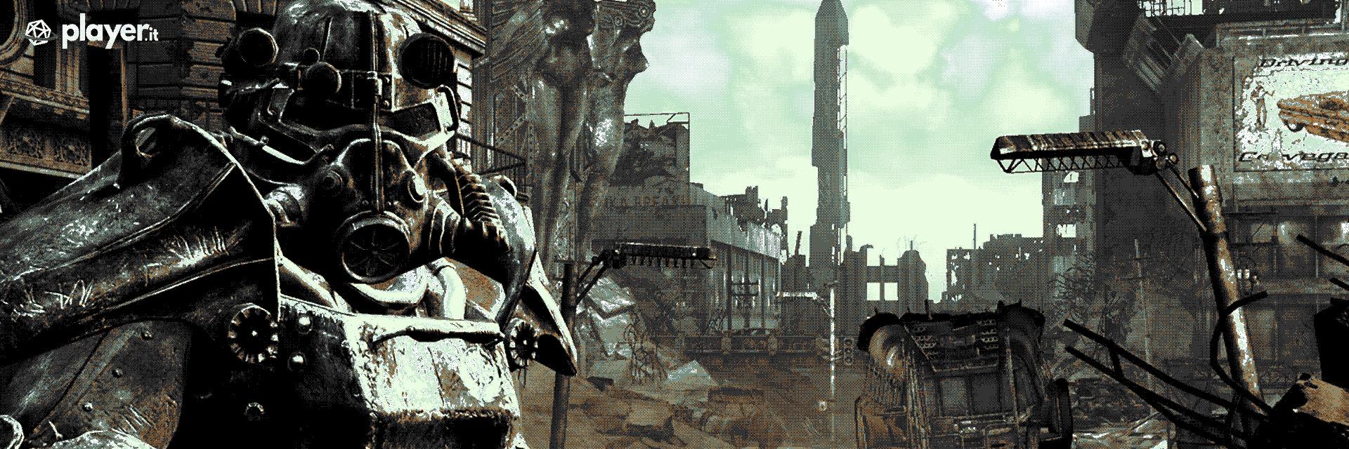 fallout 3 scheda gioco