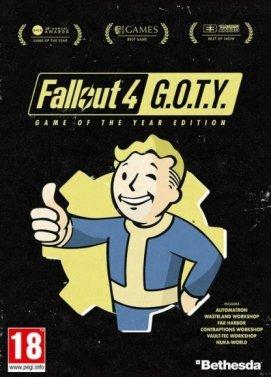 fallout 4 goty copertina