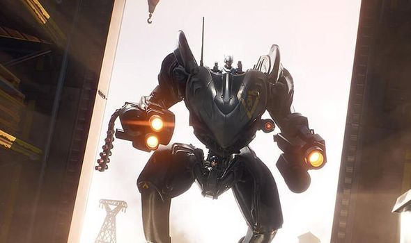 fortnite mecha