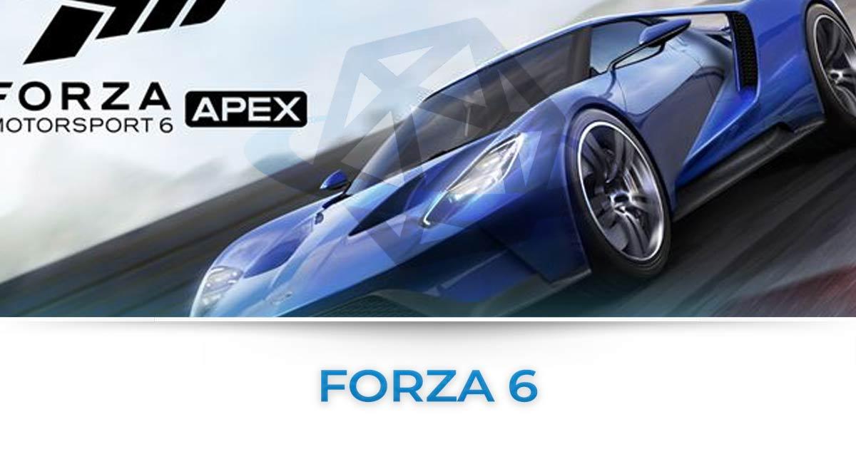Tutte le news su Forza 6
