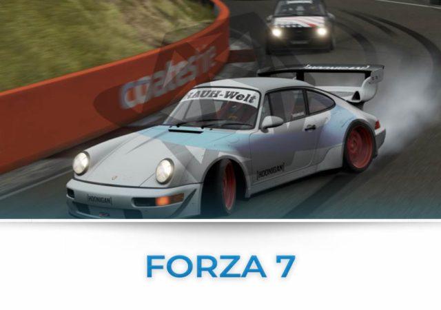 Tutte le news su Forza 7