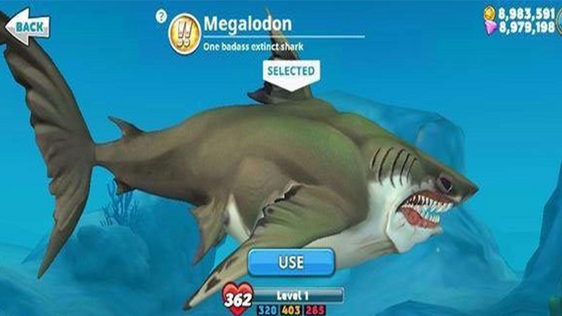 hungry shark world trucchi e guida