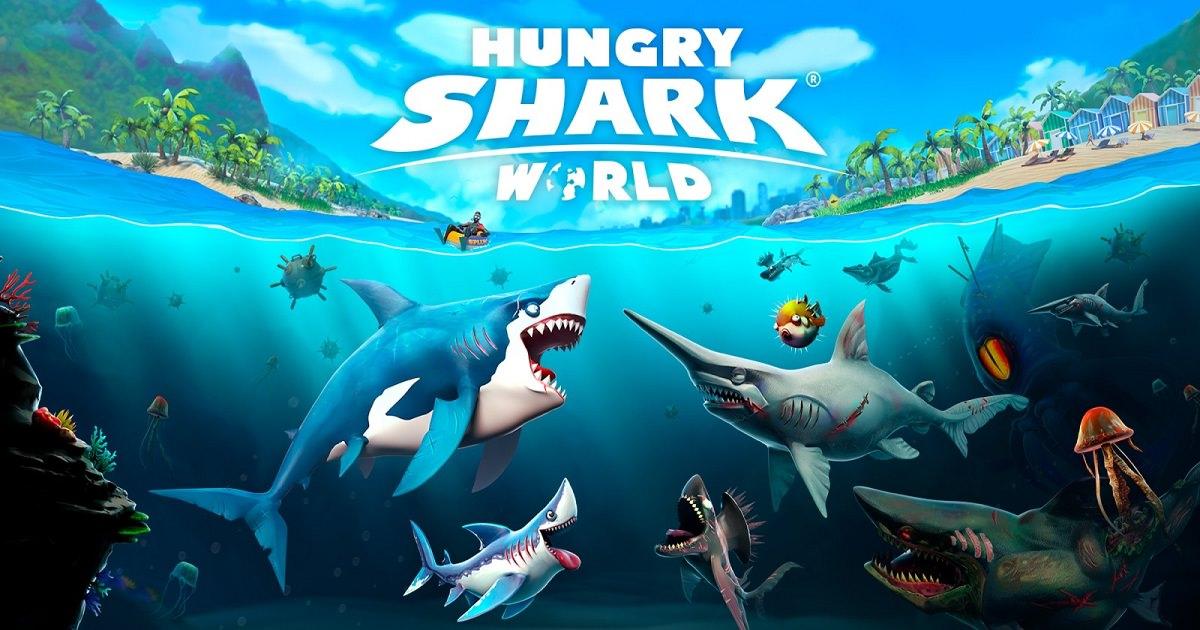 guida per sbloccare gli squali in hungry shark world
