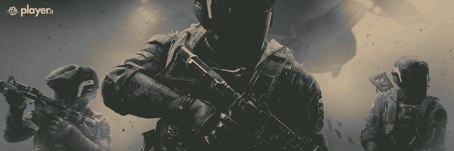 la copertina di Call of Duty: Infinite Warfare