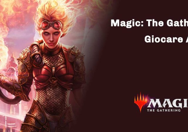 magic the gathering come giocare aggro