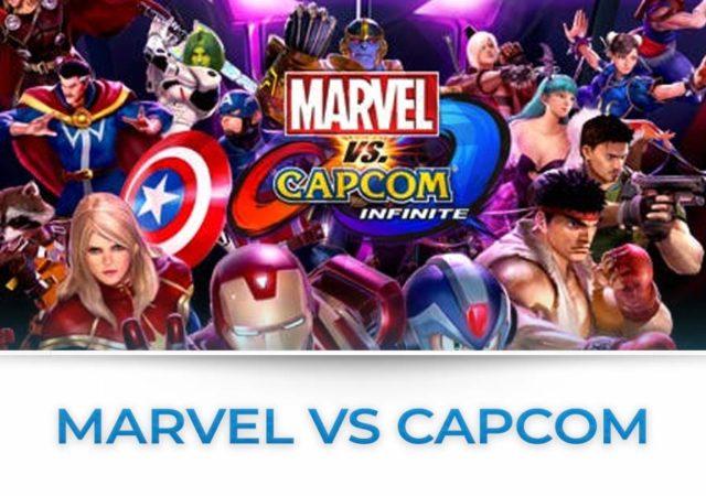 Tutte le news su Marvel vs capcom