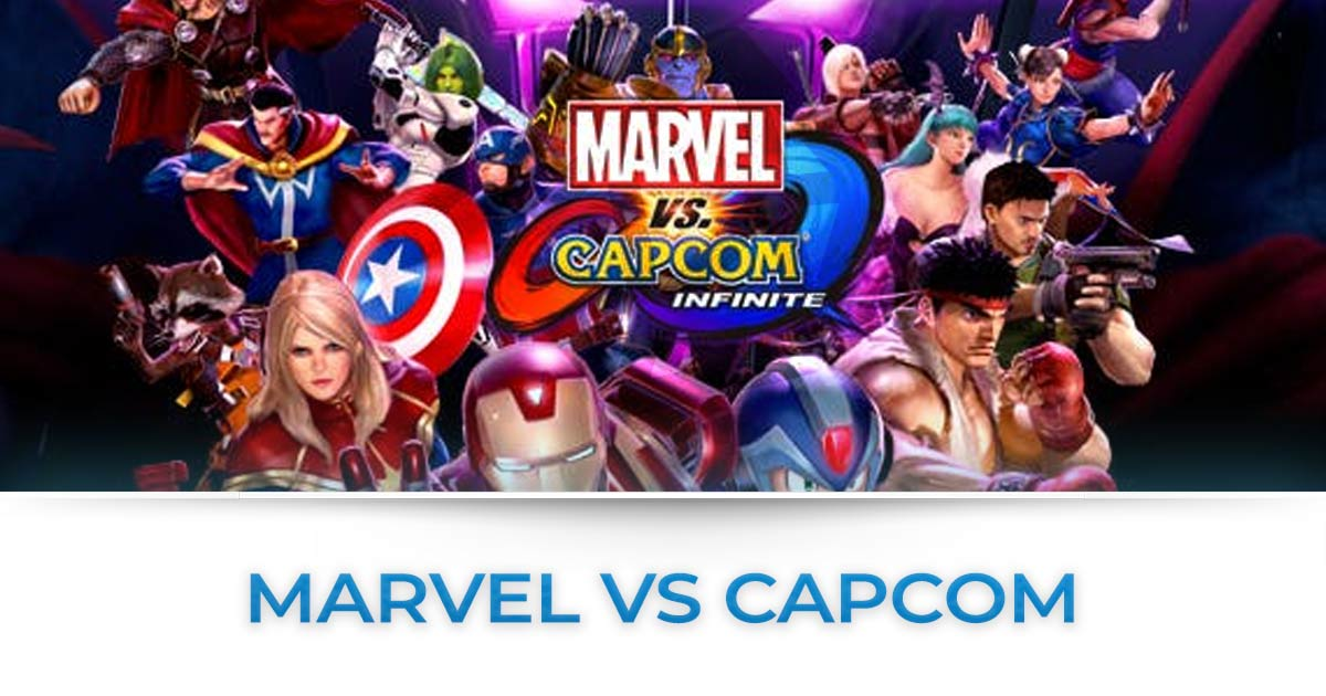Tutte le news su Marvel vs capcom