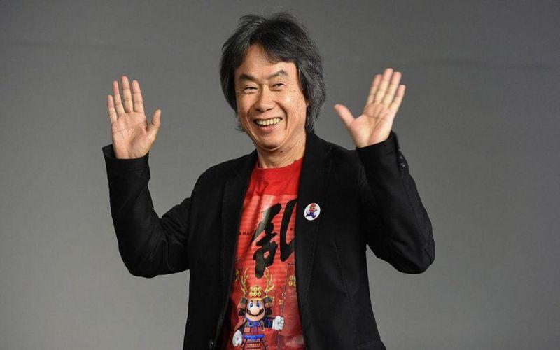 Shigeru Miyamoto, creatore Super Mario
