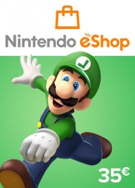 Nintendo eshop card copertina