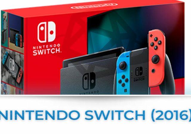 Tutte le news su Nintendo switch del 2016