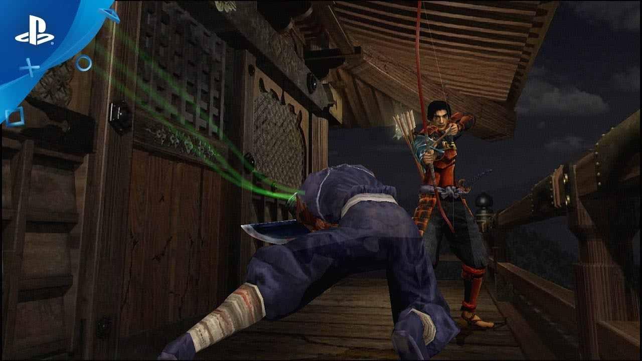 onimusha e gli altri videogame ambientati nel giappone feudale